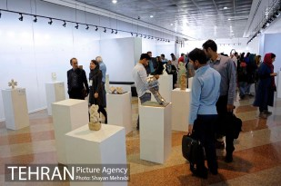 7th International Sculpture Symposium (2015) - Tehran, Iran - Milad Tower - 12