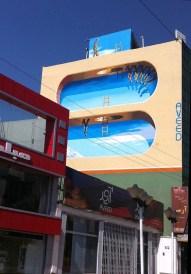 Mehdi Ghadyanloo - 2010 - Street art illusions - Life Cycle - 00b
