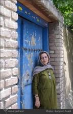 Ganji, Pariyoush - Iranian Artist - 01 - Foto by Bahareh Asadi for honaronline.ir