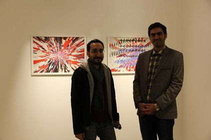 Mohamadreza Ahmadi Monfared – 2015 – Quantum Soup - Paintings and drawings - Mohsen Gallery in Tehran, Iran – 18