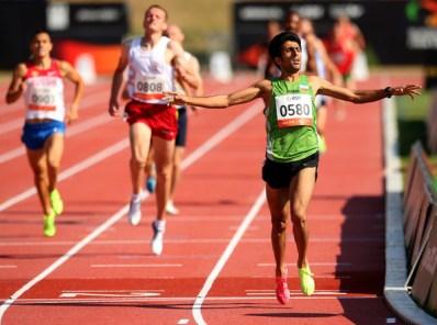 Nasiri Bazanjani, Peyman - 2013 IPC Athletics World Championships - Men's 1500m T20