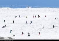 Tehran, Iran - Tochal International Ski Resort - 2015 - 16