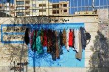 Walls of Kindness in Iran - 23 - Isfahan and Shahrud (Semnan Province)