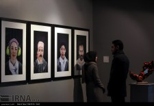8th Fajr International Festival of Visual Arts in Iran - 47 - (Photo M. Mousavi - IRNA)