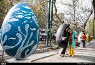 Tehran, Iran - Baharestan - Urban art event to welcome spring - 2016 (1394-1395) - 055