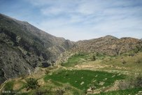Chaharmahal and Bakhtiari, Iran - Ardal County - Beautiful nature in Landi Village 02