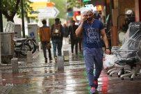 Tehran, Iran - Sudden spring rain in Tehran 10