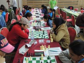2016 Asian Youth Chess Championship - Mitra Asgharzadeh from Iran