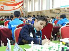 2016 Asian Youth Chess Championship - Soshiyant Nejatpour from Iran