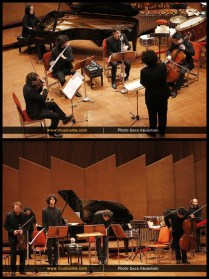 Tehran Contemporary Music Festival 2016 - Lugano Ensemble - 01a - Switzerland