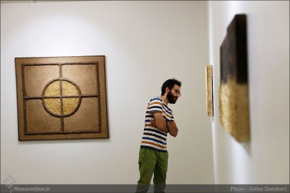 Grigorian, Marcos - 'Earth Works' - 2016 - Dastan Gallery in Tehran, Iran - 10
