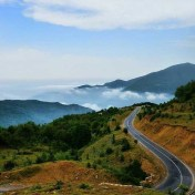 Semnan and Golestan Provinces, Iran - Cloud Forest (Jangal-e Abr) - 12