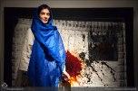 Nasser Palangi, Saghar Masudi and Kaveh Afaq's 'Peace Symphony' - Ariana Gallery 1