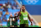 Rio 2016 - Athletics - Discus Throw - Ehsan Hadadi - Olympic Games in Rio de Janeiro, Brazil - 02 - Foto Mohammad Hasanzadeh (TNA)