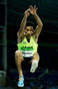 Rio 2016 - Athletics - Long Jump - Mohammed Arzandeh - Olympic Games in Rio de Janeiro, Brazil - Foto Jamie Squire (Getty Images)