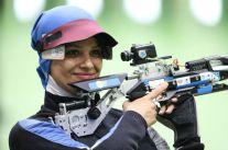Rio 2016 - Shooting - 10m Air Rifle - Elaheh Ahmadi - Olympic Games in Rio de Janeiro, Brazil
