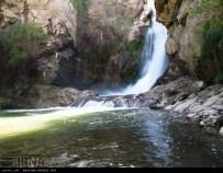 West Azerbaijan, Iran - Sardasht County - Shalmash Falls - (IRNA) 2