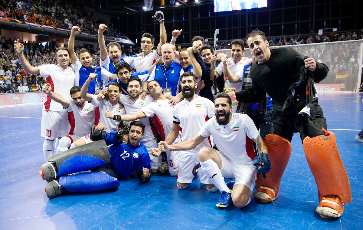 Iran Wins Bronze At Indoor Hockey World Cup The Other Iran