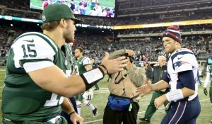 Tebow and Brady: together again - this time on the same team.