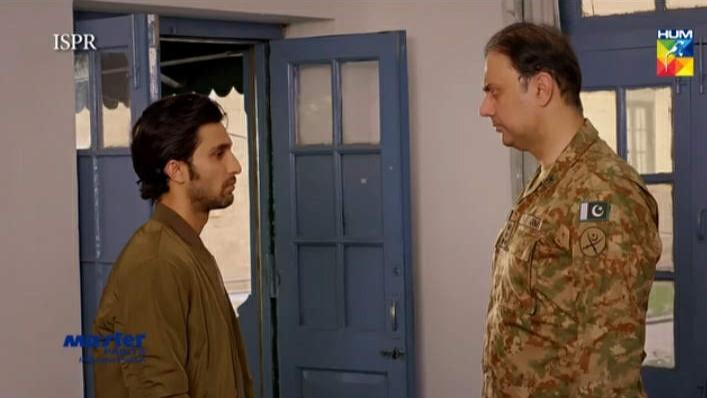 Faraz and Saad