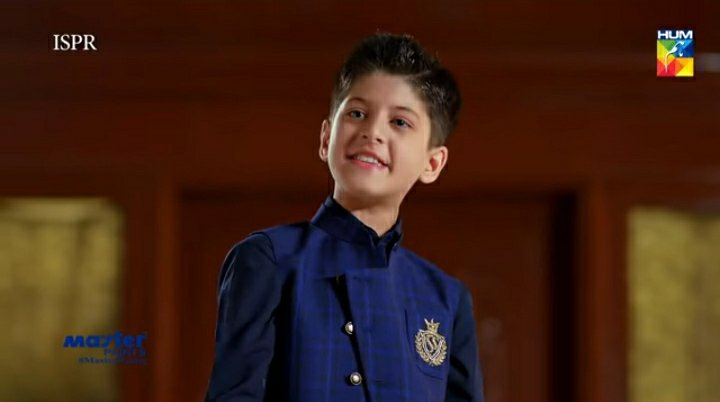 Shahzaib Malak - Shahzain's younger brother