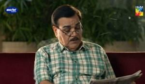 Shahryar Zaidi as Daniyal