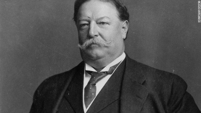 Places William H Taft Has Been Stuck In Aside From The