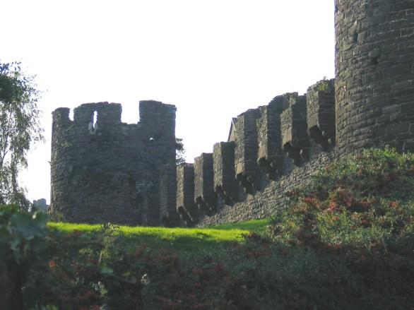 conwy-castle---latrines_2273428955_o