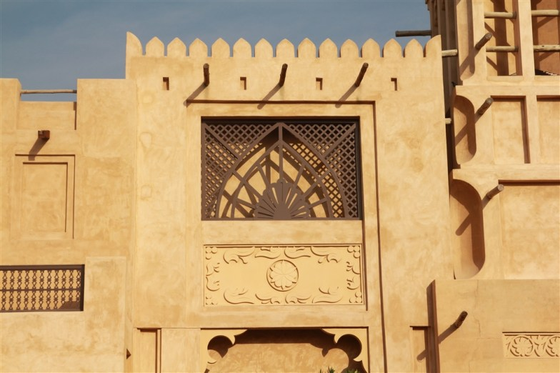 Madinat Jumeirah - attention to detail