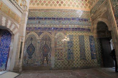 Topkapi Palace - Deorative interior