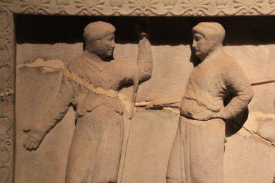 The Satrap Sarcophagus