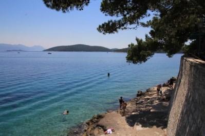The beautiful Aegean Sea
