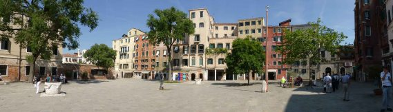 The Jewish Ghetto of Venice
