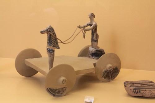 Charioteer (funeral offerings)