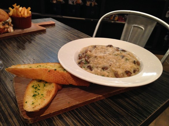 JONES THE GROCER - TRUFFLE & MUSHROOM RISOTTO
