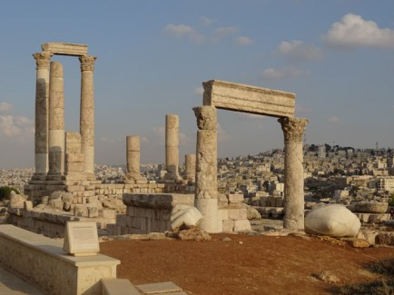 The Citadel - Roman ruins