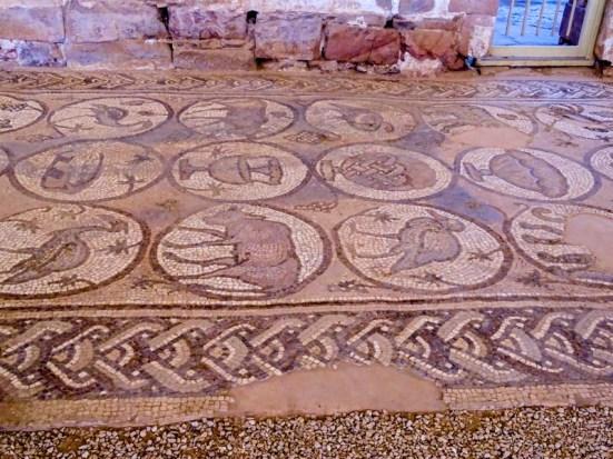 Petra - and early Byzantine Church.