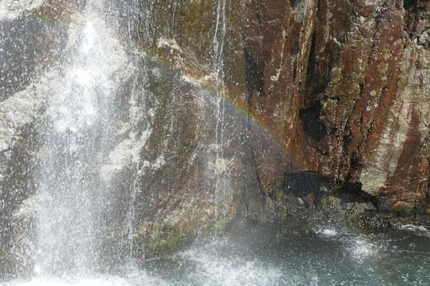Hengjane Waterfall