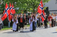 Eidfjord National Day Parade