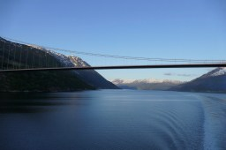 The Hardanger Bridge
