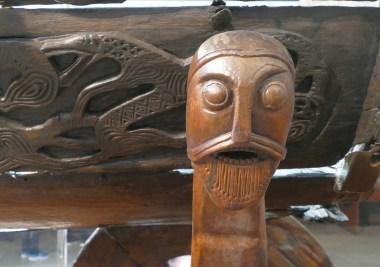 Carved detail