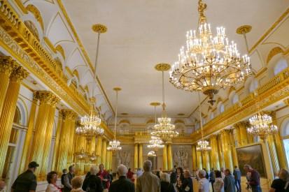 Room after room of mind-boggling opulence.