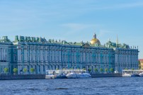 The Winter Palace - part of the Hermitage