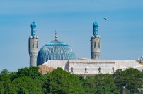 The St Petersburg Mosque