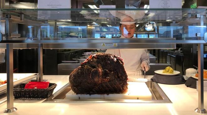 food, eating, restaurants, Viking Sea,