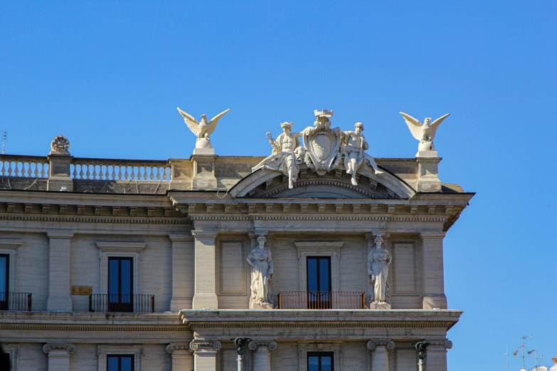 Elegant architecture