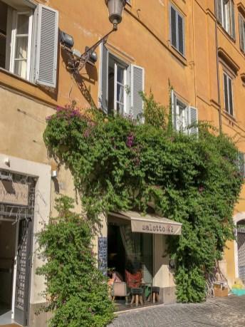 Snapshots of Rome