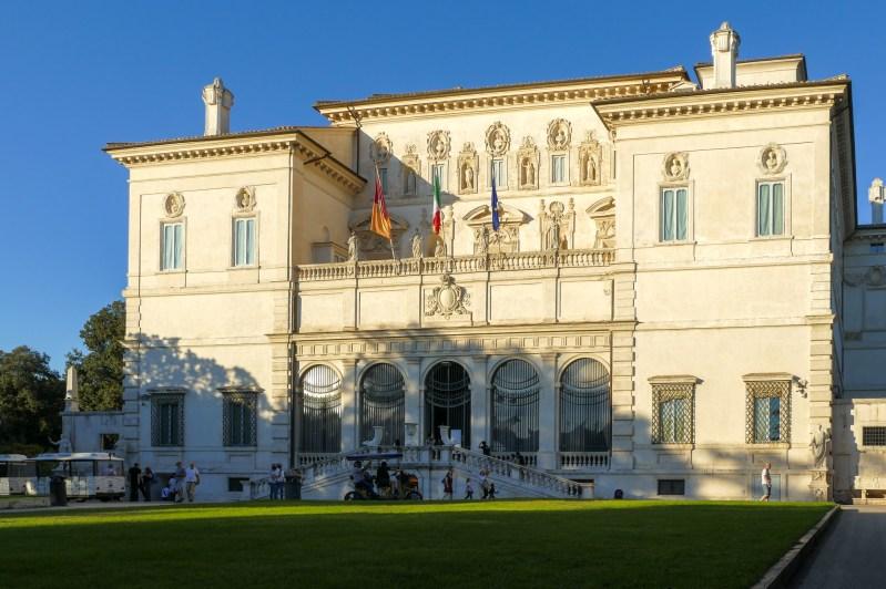 The Villa Borghese