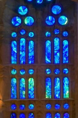 La Sagrada Família - interior