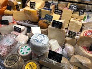 So many cheeses